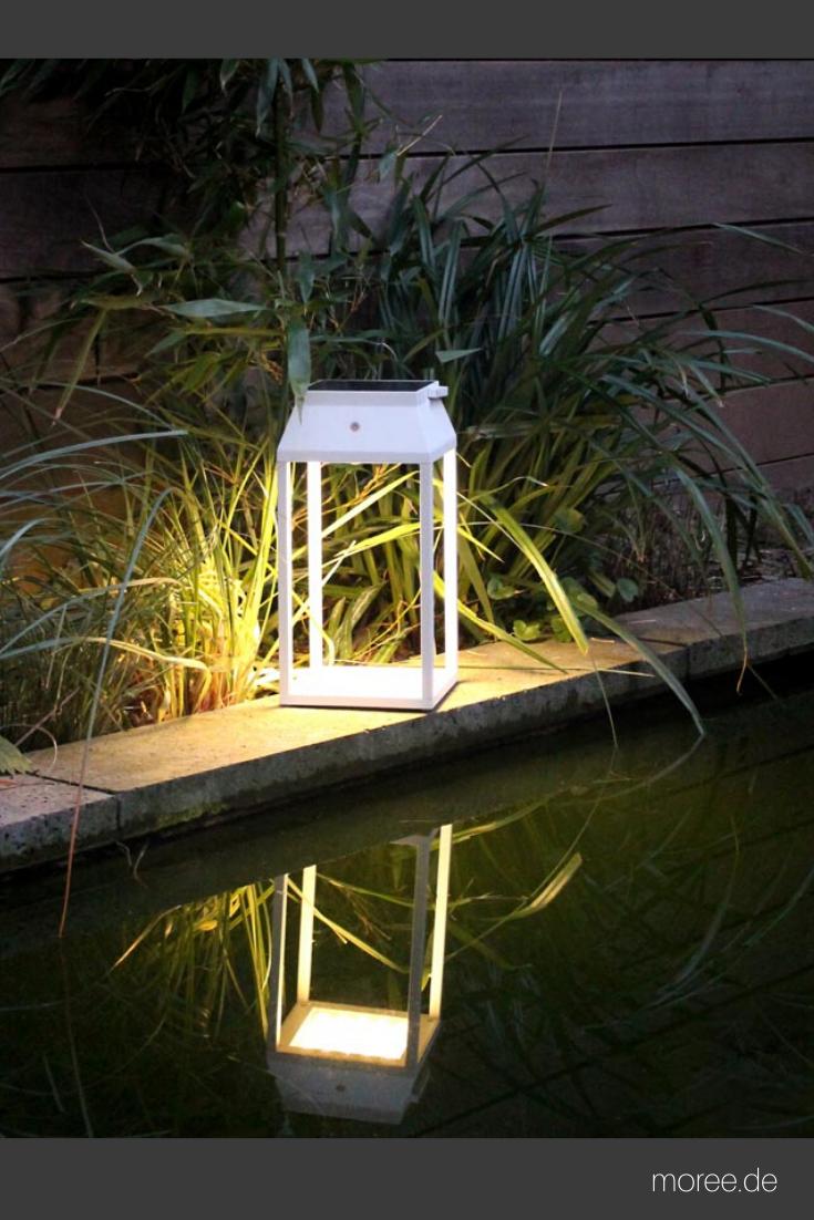 Solar Laterne Stufenlos Dimmbar Alternativ Mit Ladegerat Zu Betreiben Solarleuchten Garten Lampen Garten Aussenlampe
