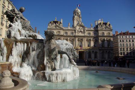 Place des Terreaux -  fév. 2012
