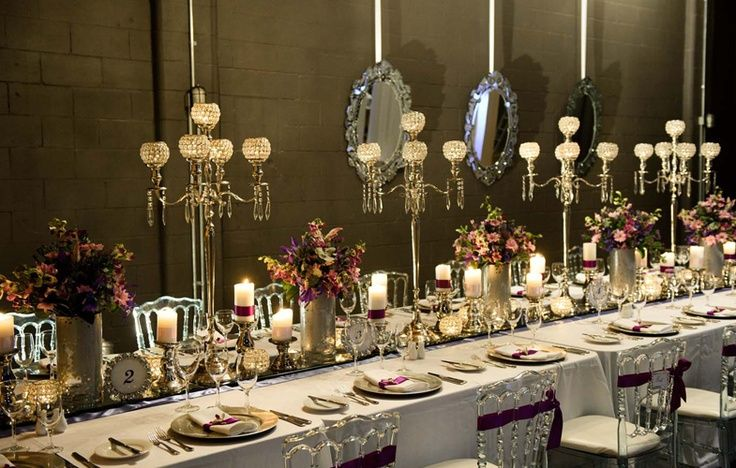 victorian gothic table settings - Google Search | prom steampunk ...