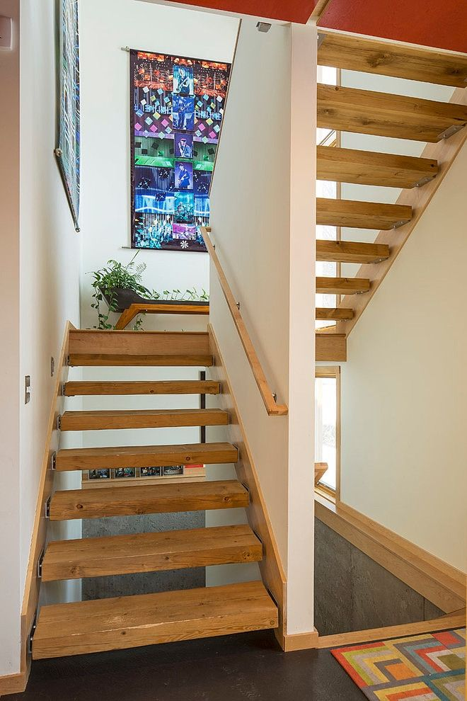 Best Urban Green House By Sala Architects Modern Staircase 400 x 300