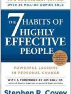 The 7 Habits Of Highly Effective People Pdf With Images Highly