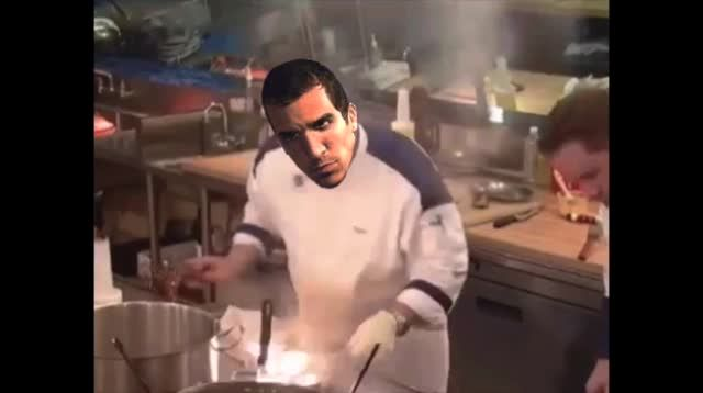 MALIKS KITCHEN so intense, darn the video isn't playing. Just go to the site.