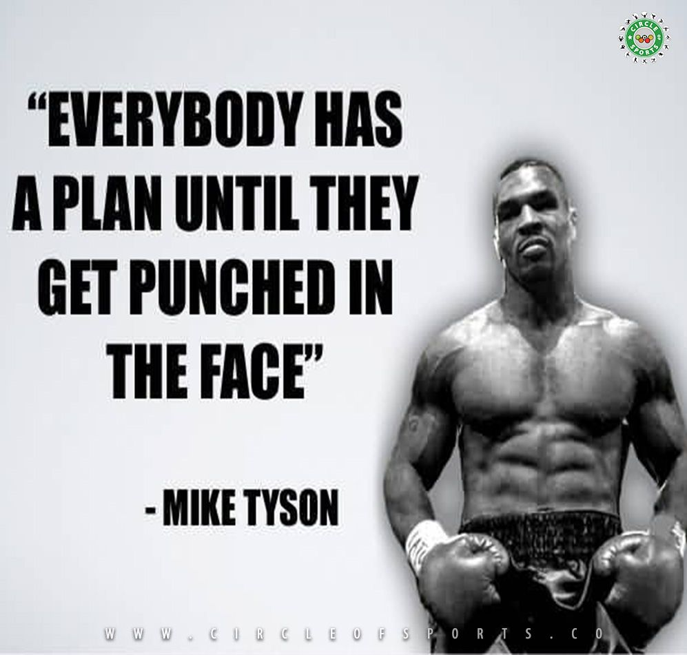 MIKE TYSON MOTIVATIONAL QUOTE | Motivational Sports Quotes