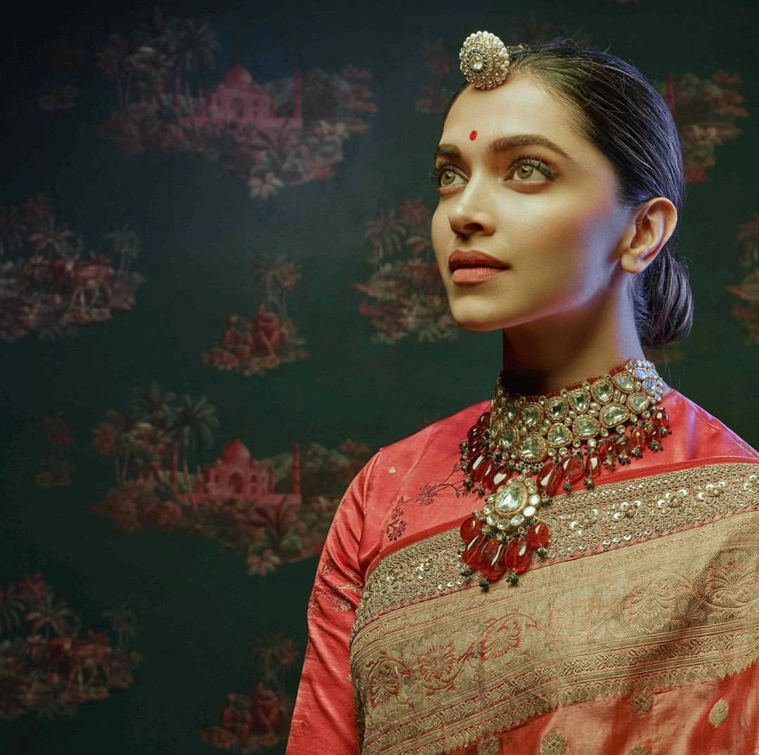 Gorgeous😘 | Deepika padukone, Sabyasachi, Stylish actresses