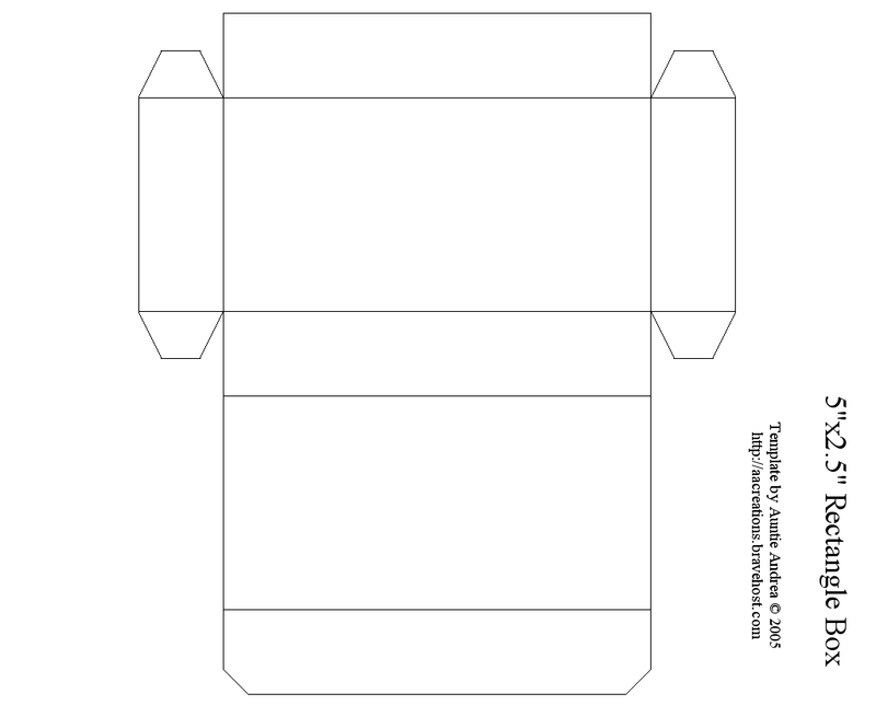 Refreshing image throughout rectangle template printable