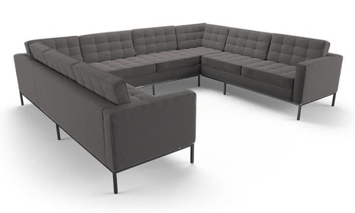 Franklin U-Sofa Sectional