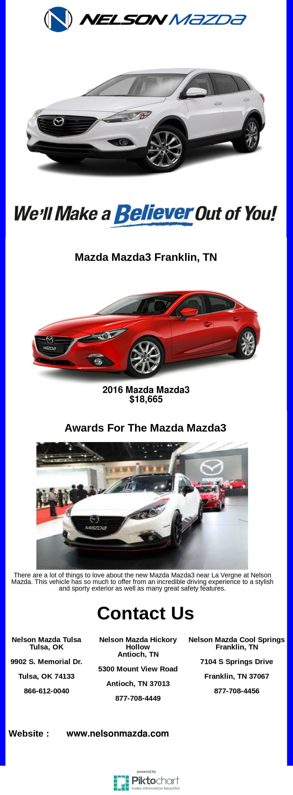Nelson Mazda Official Site - Mazda New, Used & Certified Car Dealers