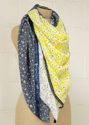 Tuto foulard …   Couture   Tuto … 5832dc37e65
