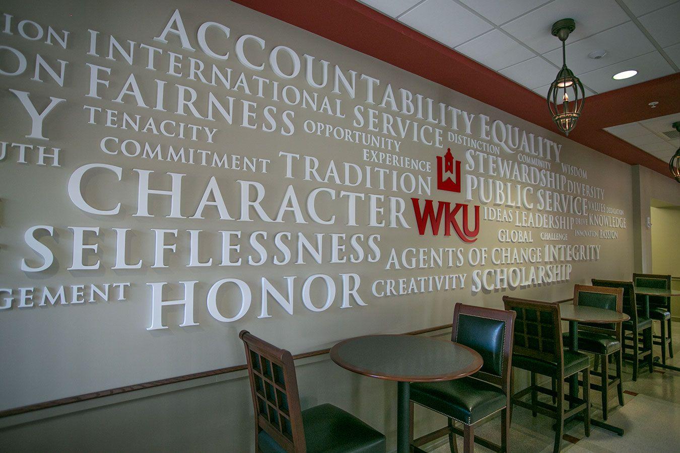 Wku Honors College And International Center Office Design Western Kentucky University Design
