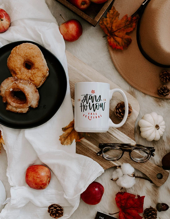 Stars Hollow 2018 Fall Festival Mug