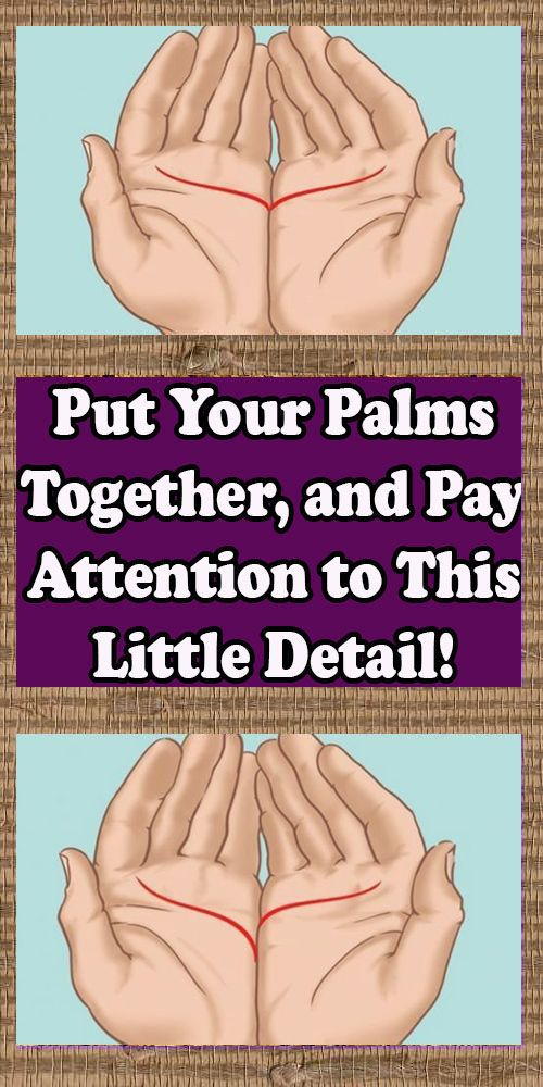 Put Your Palms Together, and Pay Attention to This