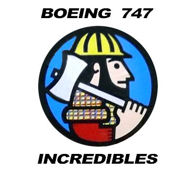 Image result for boeing 747 incredibles