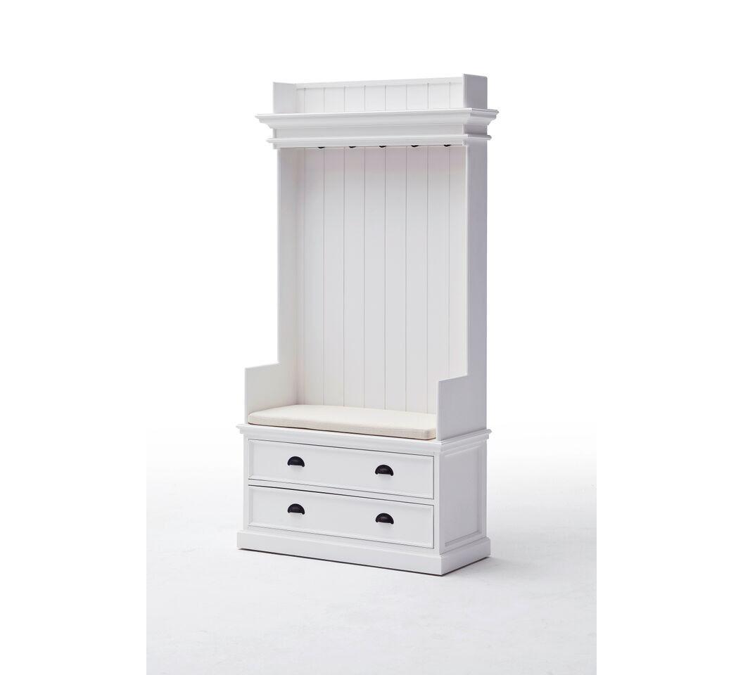 Favori meuble vestiaire entrée | Décoration française | Pinterest  FE73