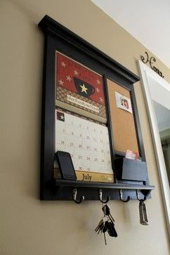Wonder If I Could Make Something Like This With A Calendar Holder And Magnetic White Board Decor Mail