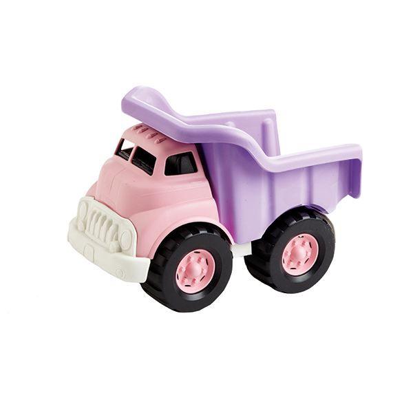 Cincinnati Magazine   Style   Color Play   Green Toys Dump Truck   Photograph by Anna Jones/OMS Photography
