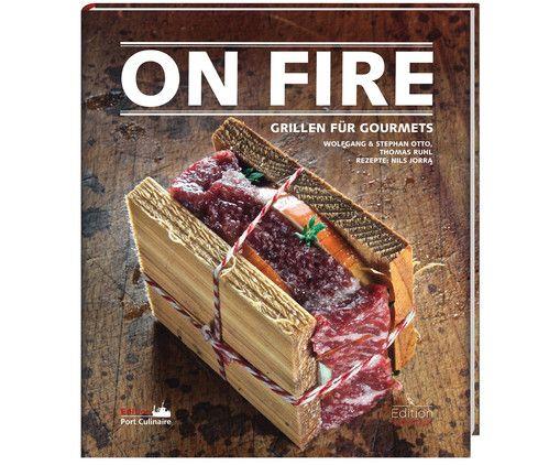 geschenkideen f r ihn hobbykoch fine dining erobert den grill mit diesem kochbuch lernt. Black Bedroom Furniture Sets. Home Design Ideas
