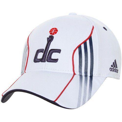 bfa60699b0927 NBA adidas Washington Wizards Authentic Team Flex Hat – White « Ever  Lasting Game