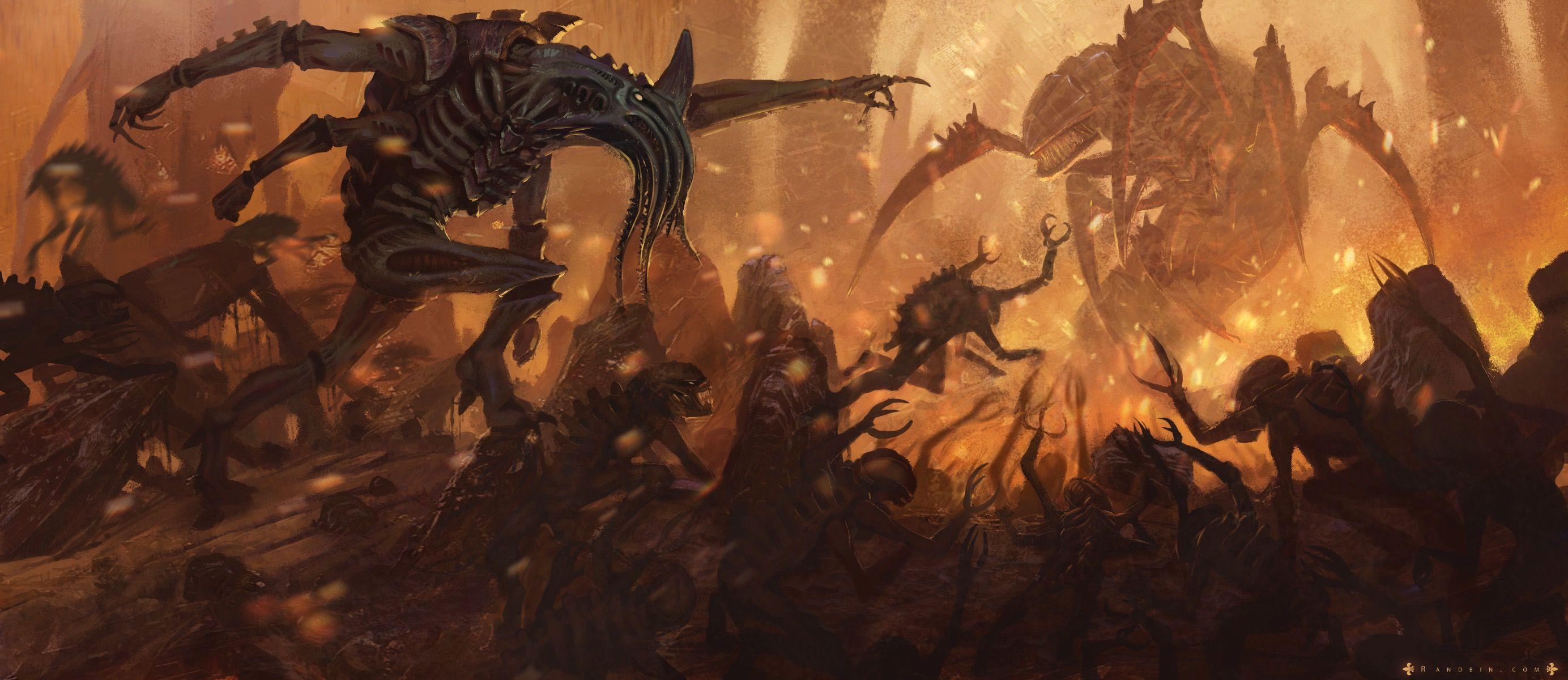 Tyranids Warhammer 40k Warhammer 40k Tyranids Tyranids
