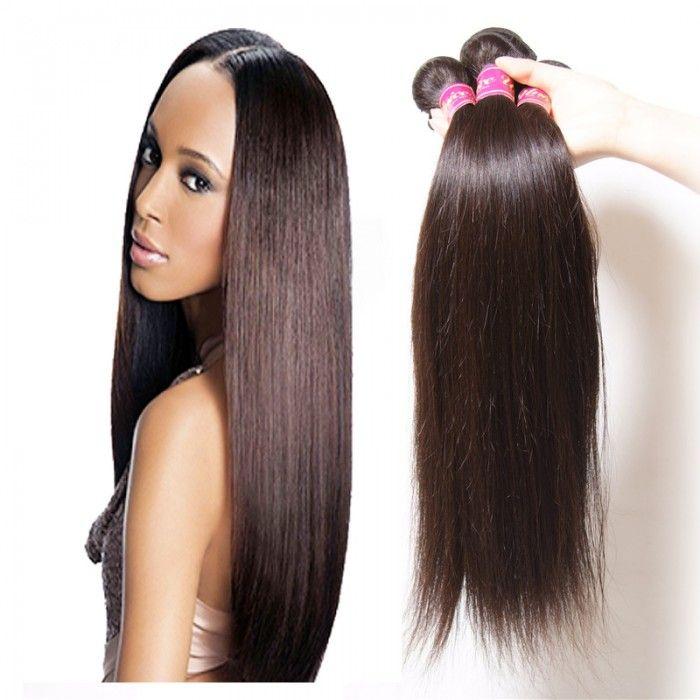Unice Malaysian Virgin Straight Hair 4pcs Pack