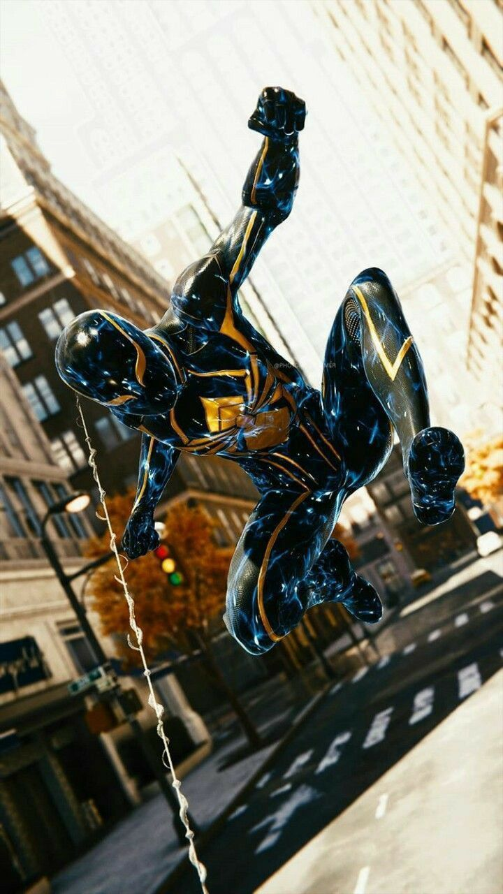 Download Spiderman HD Wallpapers For Android & iOS In July