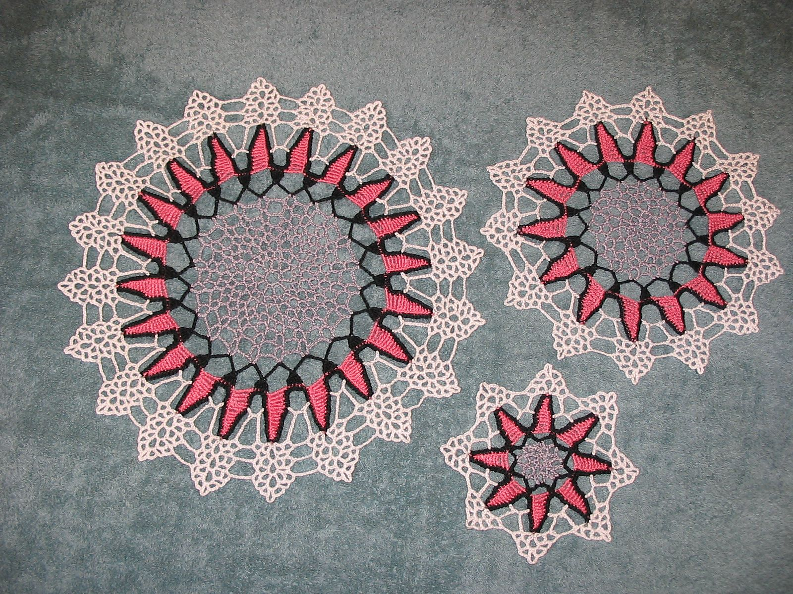 Ravelry doilies in three sizes pattern by workbasket magazine ravelry doilies in three sizes pattern by workbasket magazine bankloansurffo Choice Image