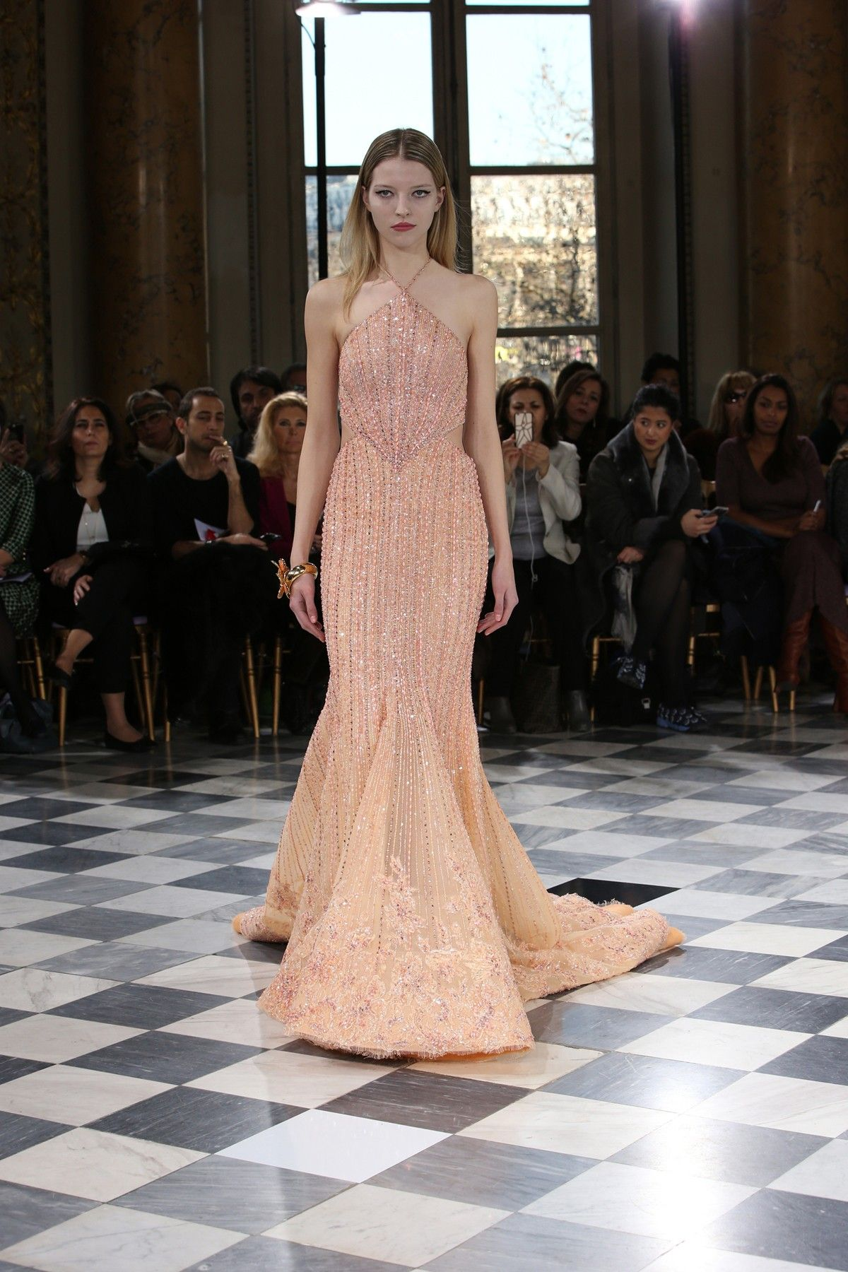 Georges Hobeika - Spring-Summer 2016 Couture Collection   Designer ...