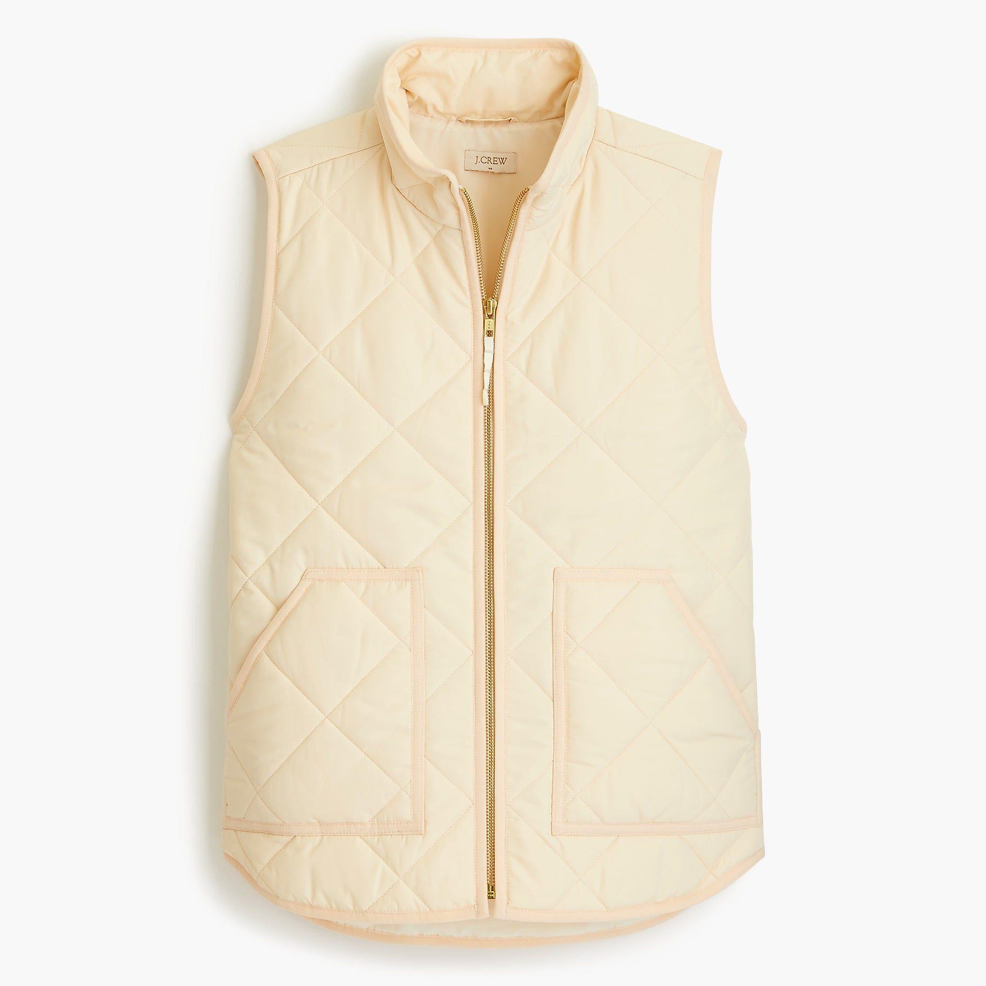 J.Crew Mercantile Womens Fleece Vest