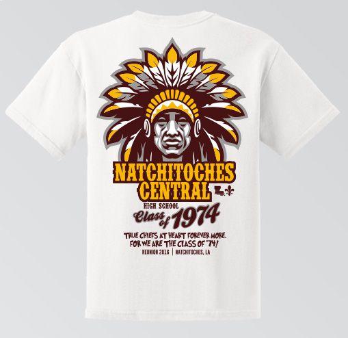 NCHS Class of 1974 T-Shirt
