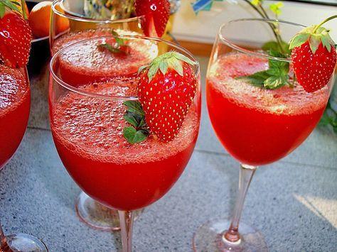 Photo of Strawberry Daiquiri No.1 by dirkfenske | chef