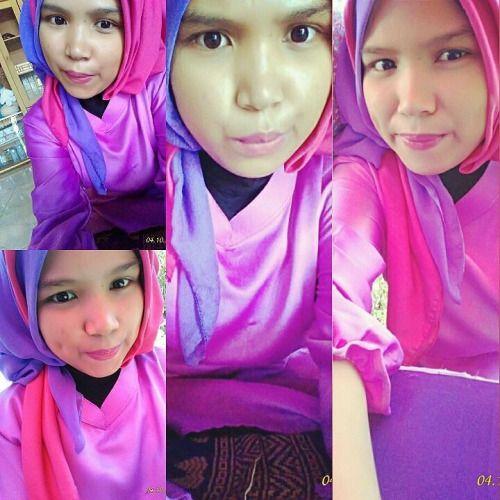 Pager ayu #hijab n make up for me ( biasa aja ga ush trlalu... #wedding #weddings
