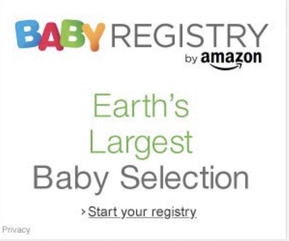 Baby Registry | Baby registry, Amazon baby registry, Amazon baby