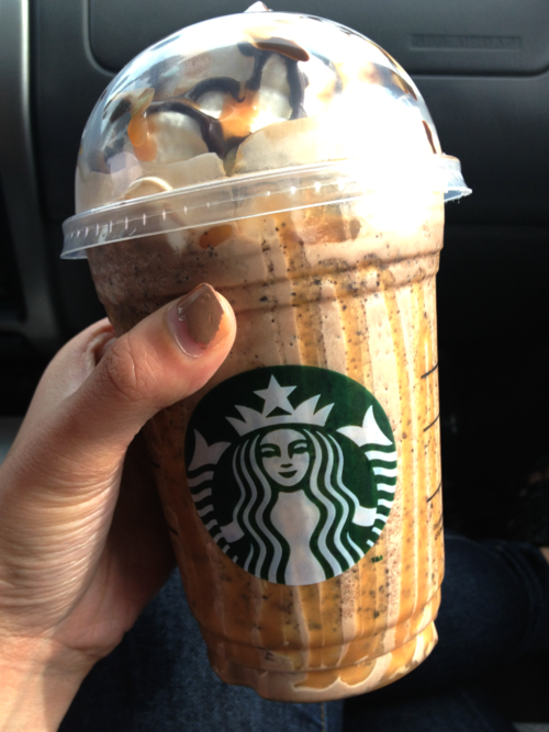 Starbucks Snickers Frap On The Hidden Menu If Your