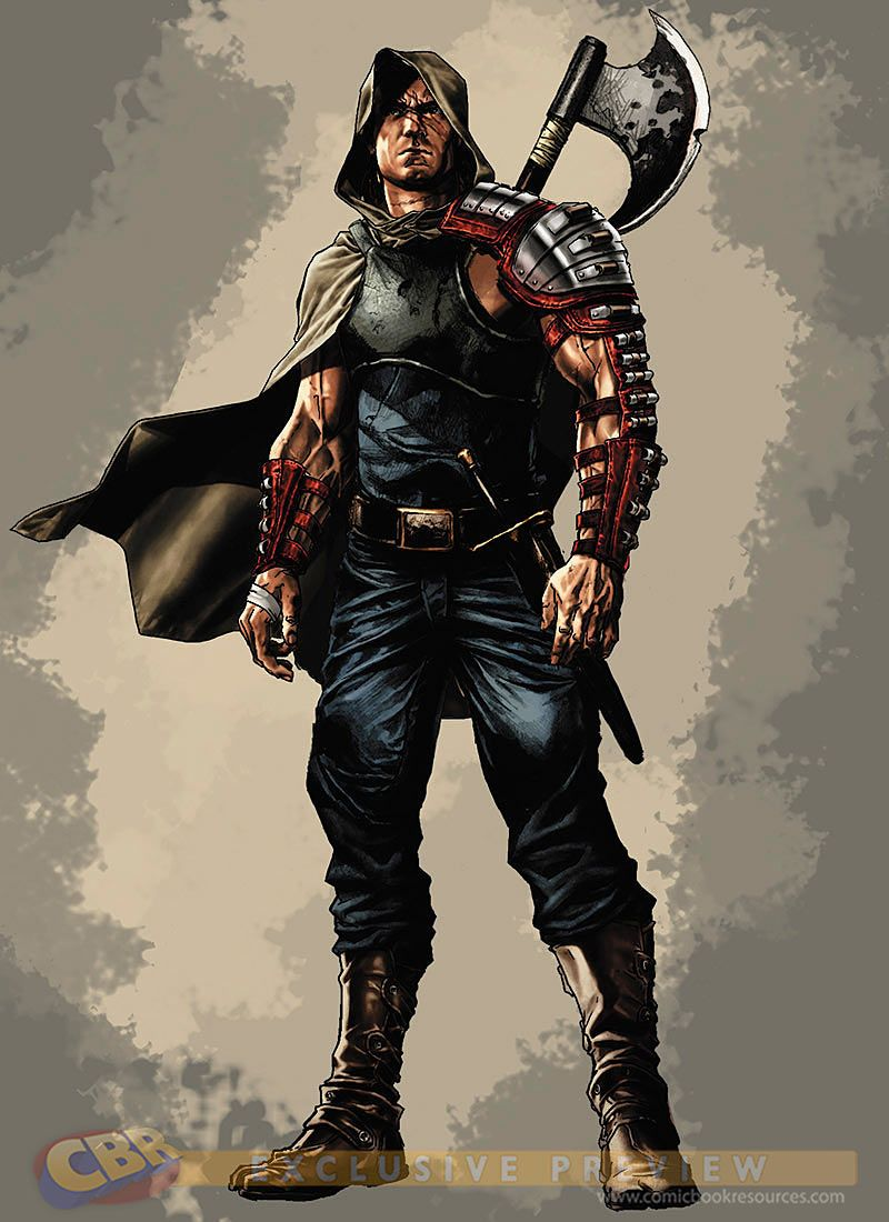 Eternal Warrior Valiant
