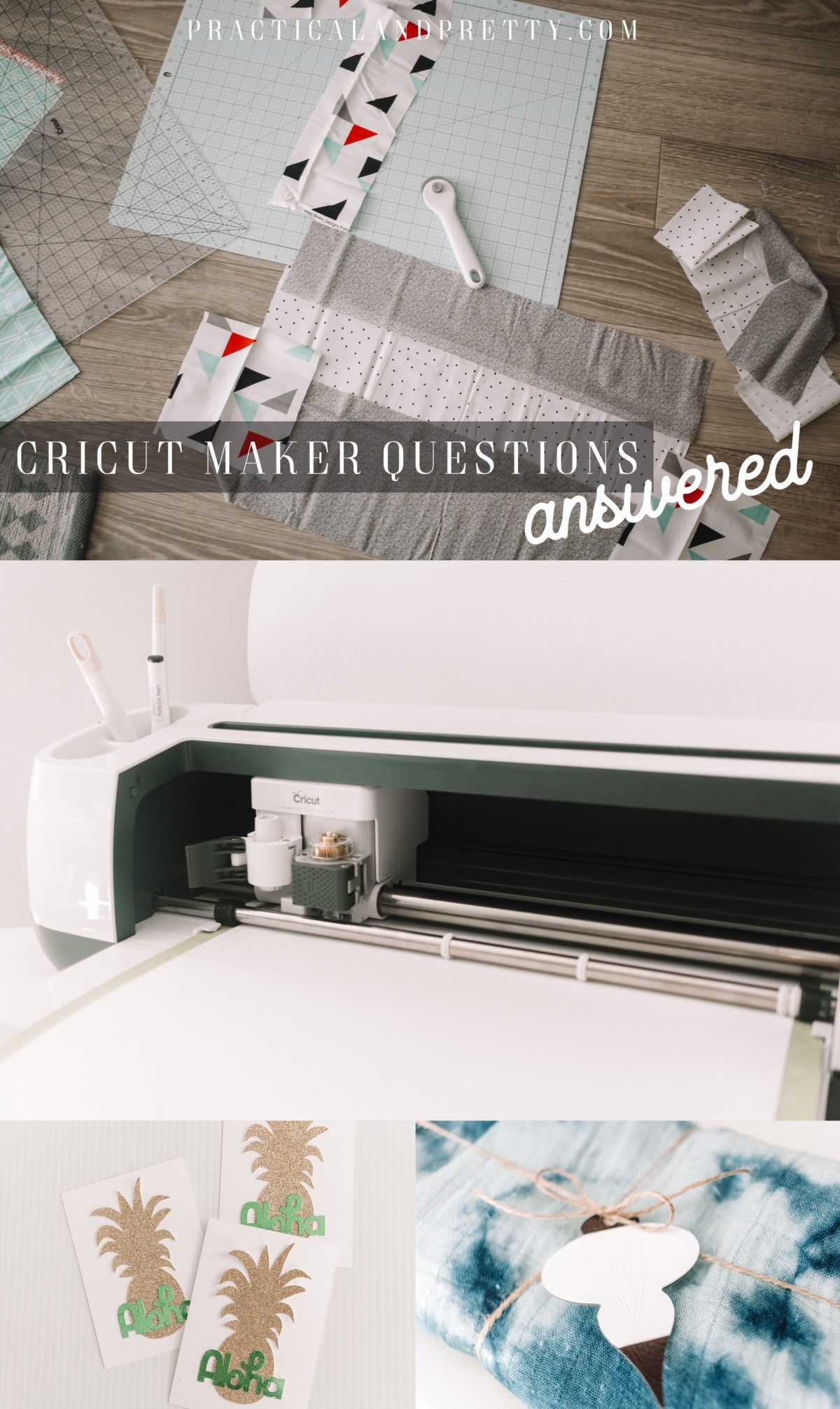 Would I Use A Cricut Maker And Other Cricut Faqs Answered Practical And Pretty Easy Diy Crafts Cricut Explore Projects Cricut