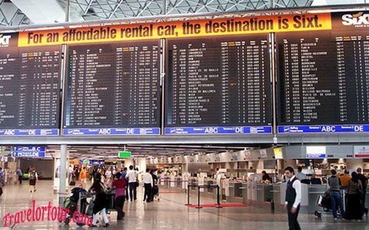 Frankfurt Airport Terminal 1 Frankfurt Airport Airport Travel Vacation Memories