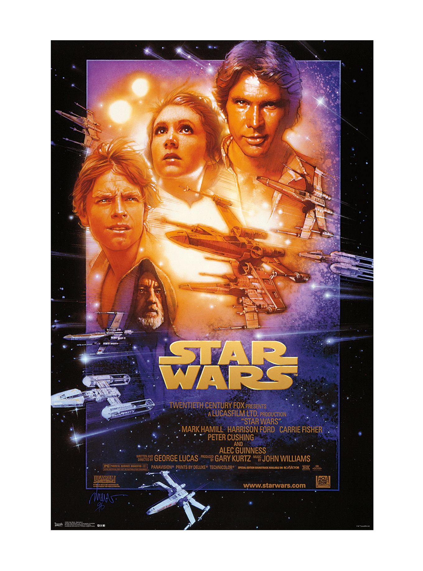Star Wars Episode Iv A New Hope Poster Star Wars Movies Posters Star Wars Episode 4 Star Wars Episodes