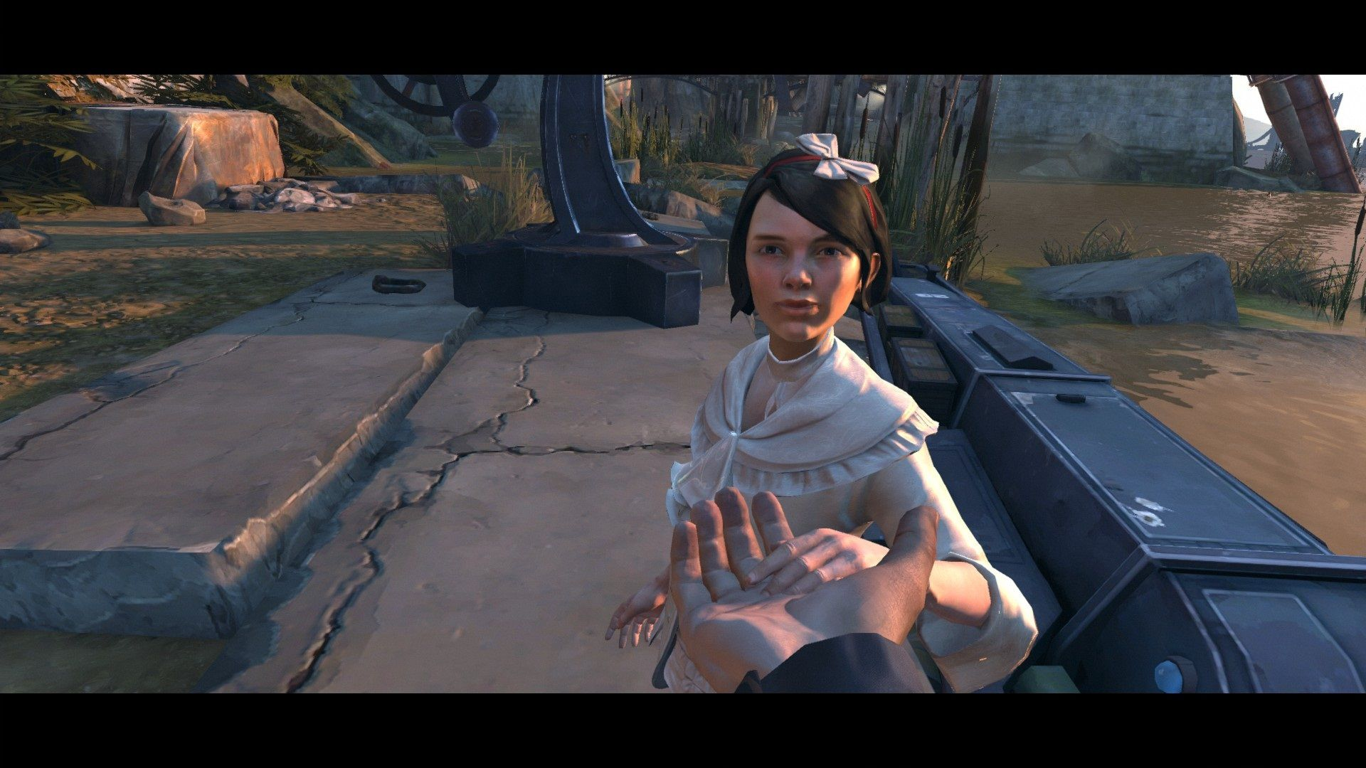 Dishonored Game Review Bioshock, The cat returns, Games