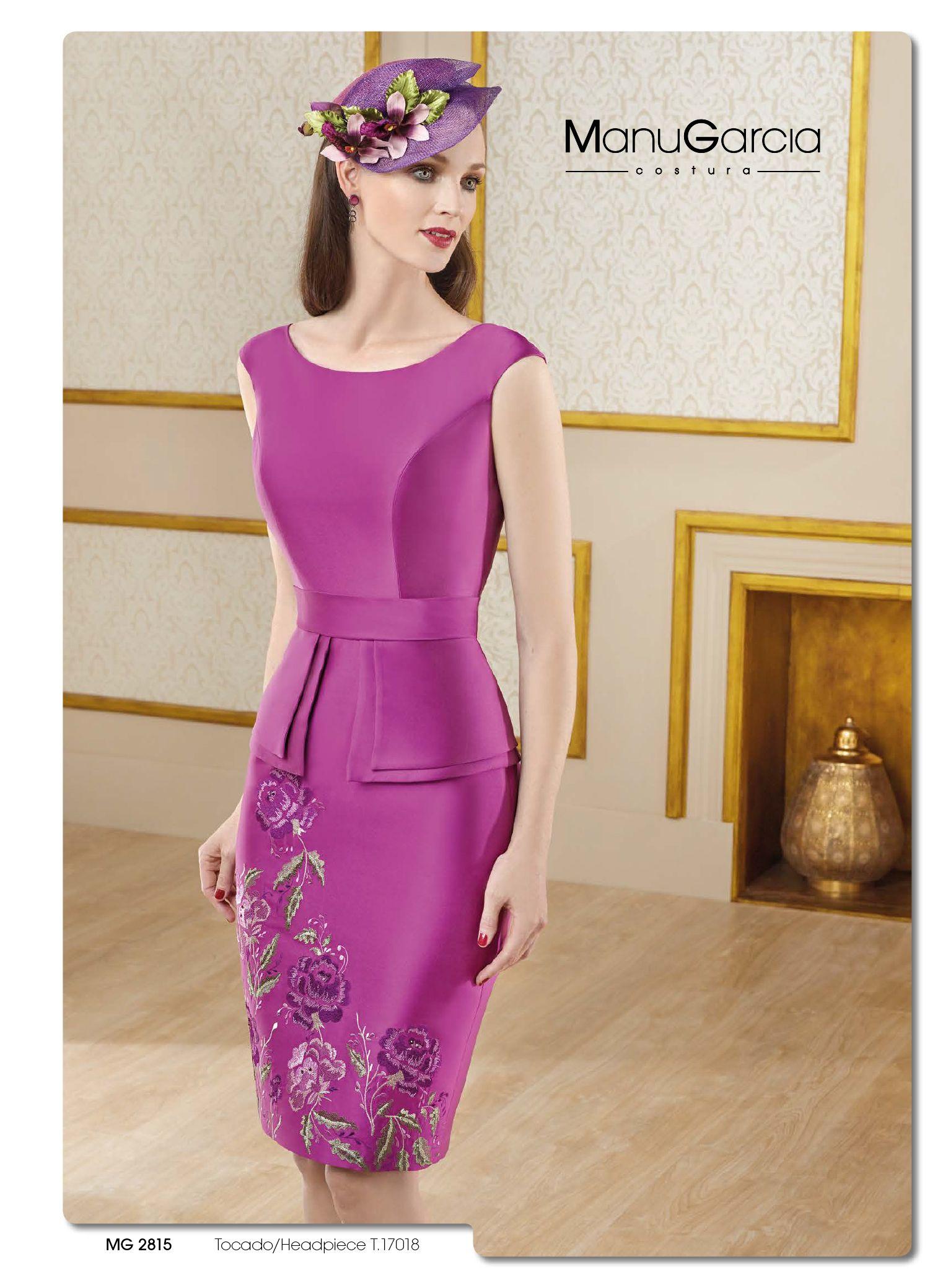 La sencillez y elegancia en un vestido. #Colección2017 | Moda ...