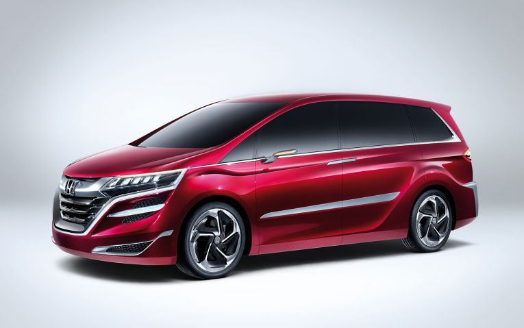 Honda Has Plans To Introduce The Revamped Model Of Current Odyssey With Name