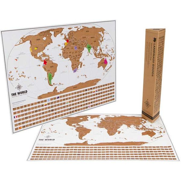 Scratch off world map with flags world travel tracker map free usa shipping landmasss world travel tracker map scratch off where youve been plan your next trip with our interactive map gumiabroncs Gallery