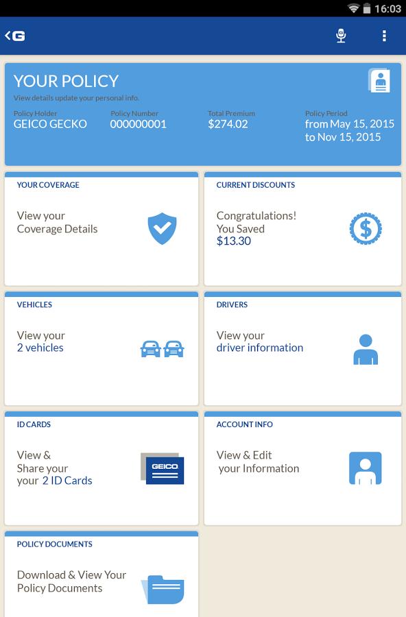 geico health insurance