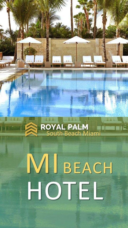 Miami Beach Hotel: Royal Palm South Beach Miami A Tribute