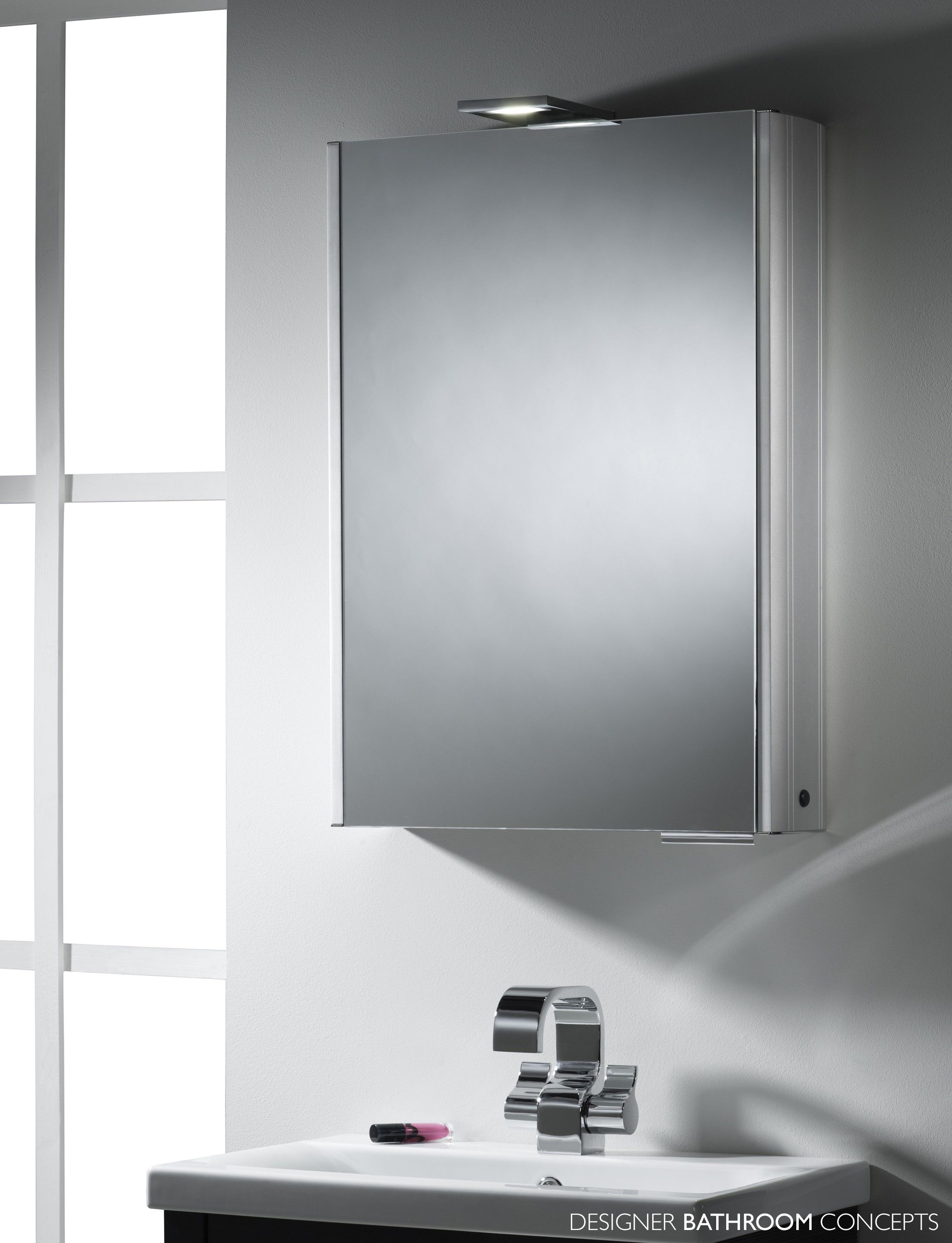 Fever Illuminated Cabinet Featuring Heated Mirror
