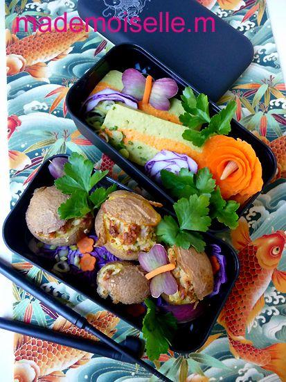 Bento 100 Bio Cuisine Recette Alimentation