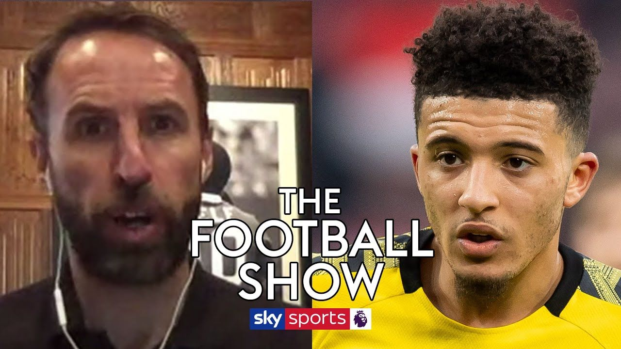 Gareth Southgate names the ONE challenge Jadon Sancho will