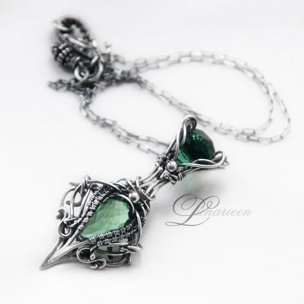 Tramineesh  by ~LUNARIEEN  Artisan Crafts / Jewelry / Necklaces & Pendants