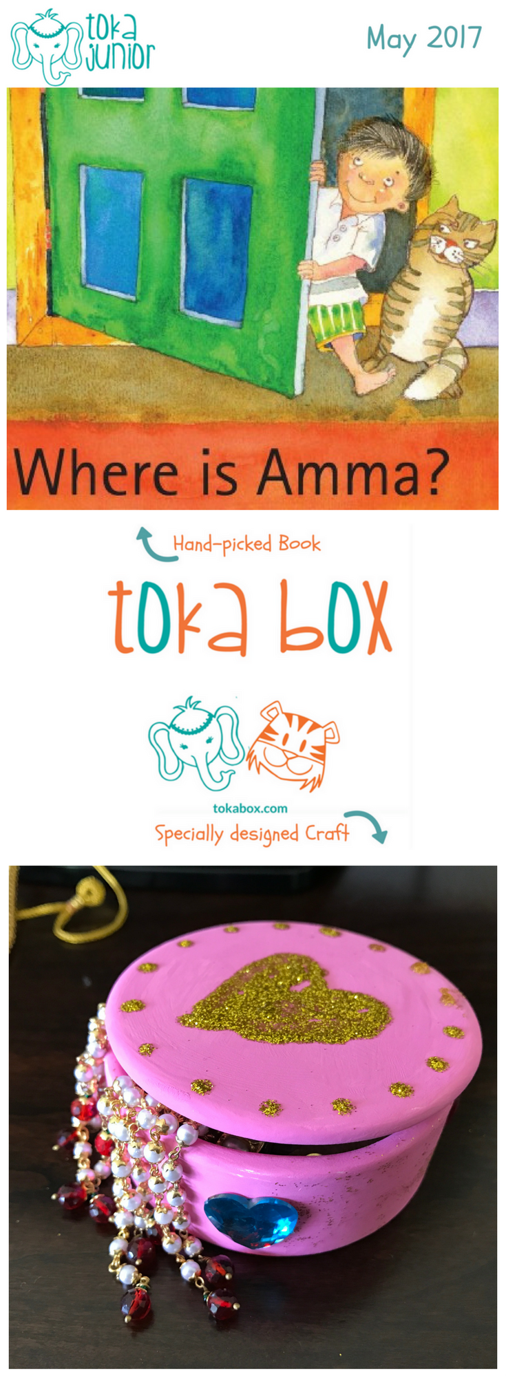 Toddler Subscription Box India