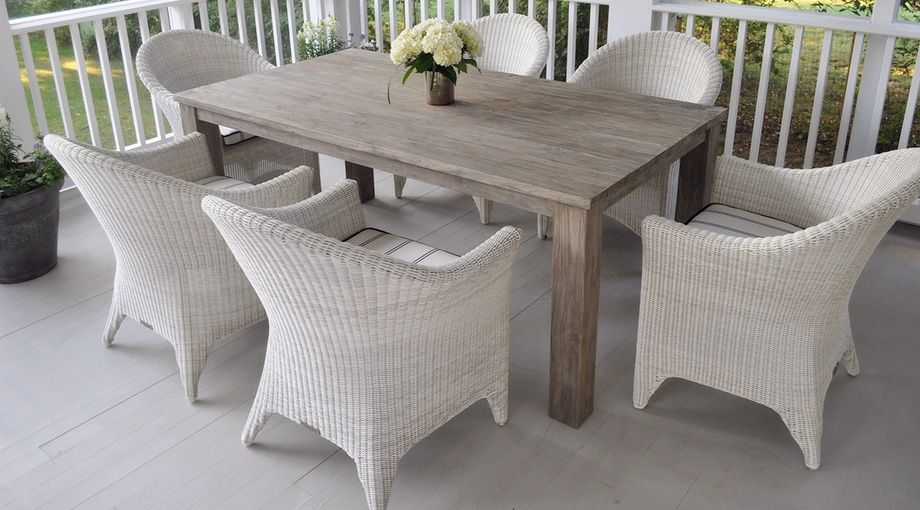 Attrayant Unusual Furniture By Cape May Wicker For Furniture Ideas: White Wicker  Chairs By Cape May