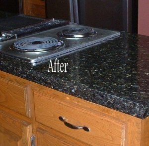 Instant Granite Peel And Stick Black Granite Film With Images