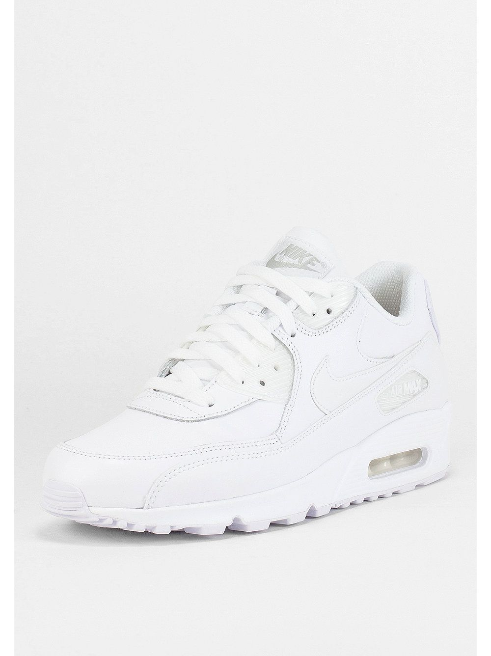 sneakers for cheap c6374 94f7c NIKE Schuh Air Max 90 Leather white white